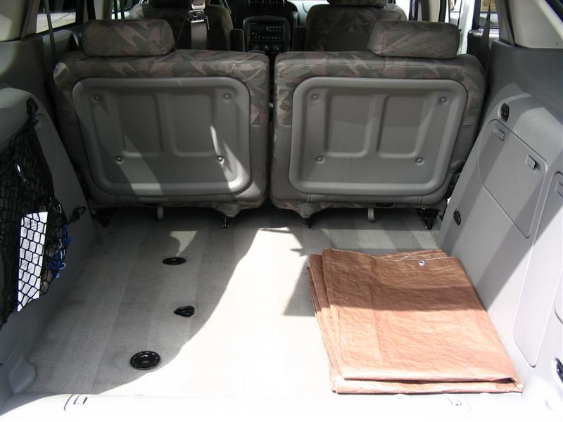 14 2003 pontiac aztek interior buick rendezvous. Black Bedroom Furniture Sets. Home Design Ideas