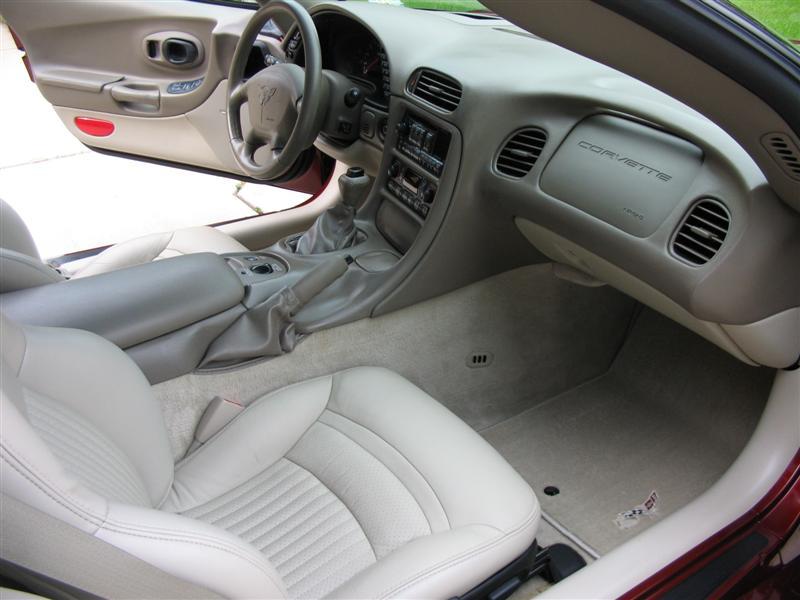 2003 Chevrolet Corvette – 50th Anniversary Edition | C. Charles Hahn