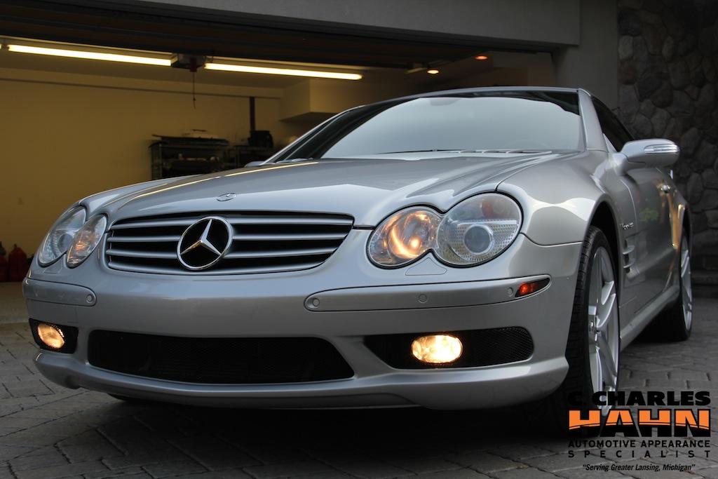 2006 Mercedes Benz Sl55 Amg C Charles Hahn